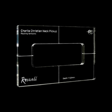 Pickup Routing Template - Charlie ChristianPartsland