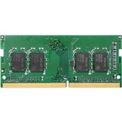 Synology 4GB DDR4 SDRAM Memory Module - 4 GB - DDR4 SDRAM - 2133 MHz  DDR4-2133/PC4-17000 - 1 20 V - Non-ECC - Unbuffered - 260-pin -  (D4NS2133-4G)