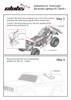 """""""Cool-Light """" Sensored Lighting Kit for Redcat GEN8 ( 6V. Waterproof )"""
