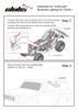 Induction lighting kit for Redcat GEN8 ( 6V. Waterproof )