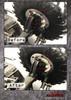 Brass Extended Wheel Hex Set 8 mm ( 4 ) for Redcat GEN8 / Wendigo