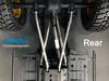 """""""Husky Link"""" HD M4 Suspension Link Set for Element Enduro ( 7 pcs )"""
