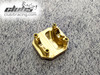 Brass Axle Cover for Element Enduro ( 2 pcs )