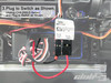 Electronic Switch for TRX-6 Lighting Control ( Waterproof  )