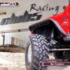 Bar Fender for SCX10 III Jeep JT Gladiator ( 3D PA12 Black Nylon )