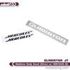 Custom Body Decal for SCX10 III Jeep JT Gladiator ( S ) / HERCULES