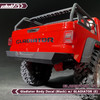 Custom Body Decal for SCX10 III Jeep JT Gladiator ( B ) / GLADIATOR