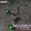 Color Rock Light for SCX10 III Jeep JT Gladiator ( Waterproof )