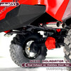 Dual Performance Exhaust for SCX10 III Jeep JT Gladiator