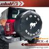 Custom Spare Tire Cover for Traxxas TRX-4 2021 Bronco