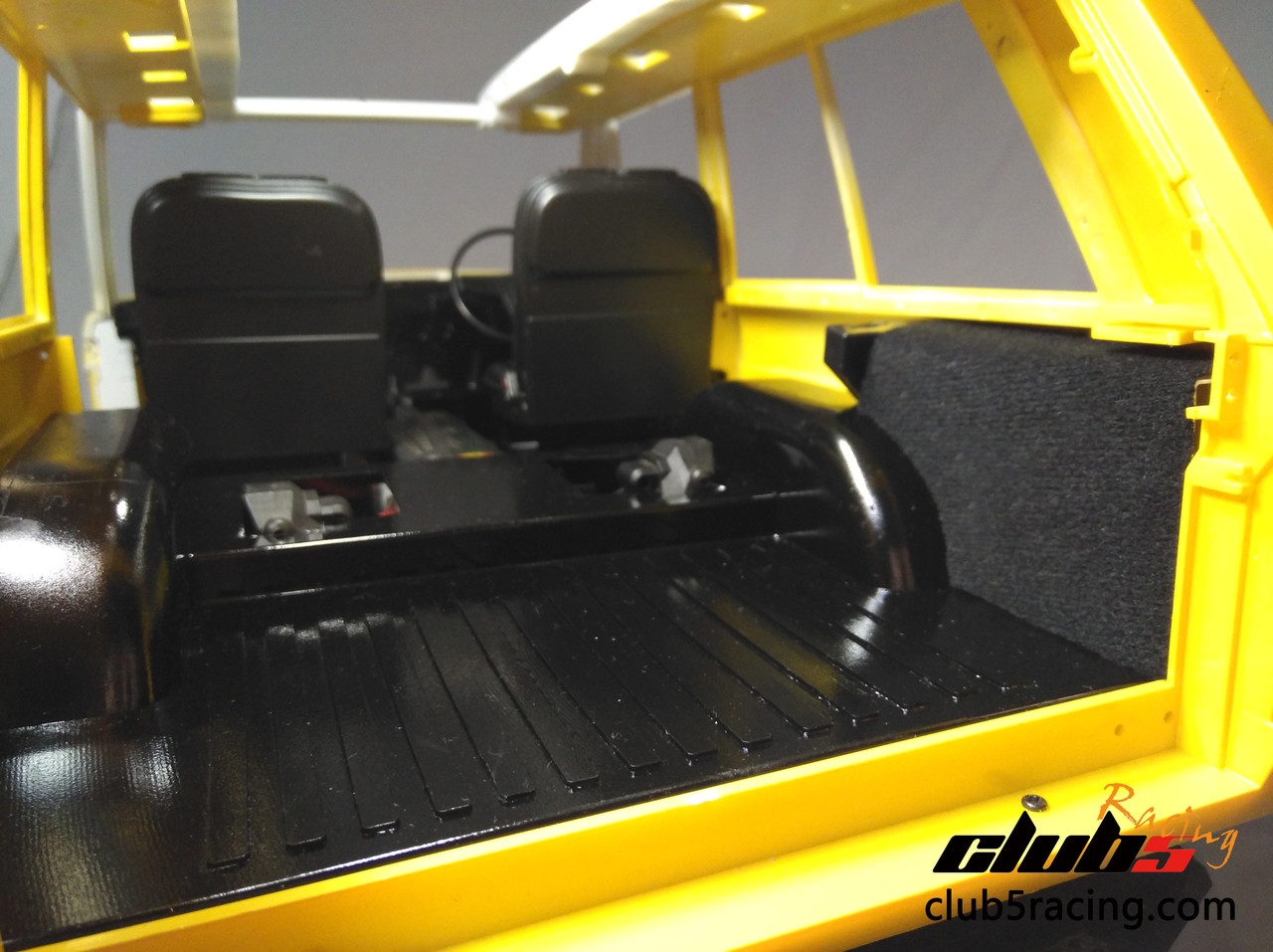 For TRX-4 Chassis