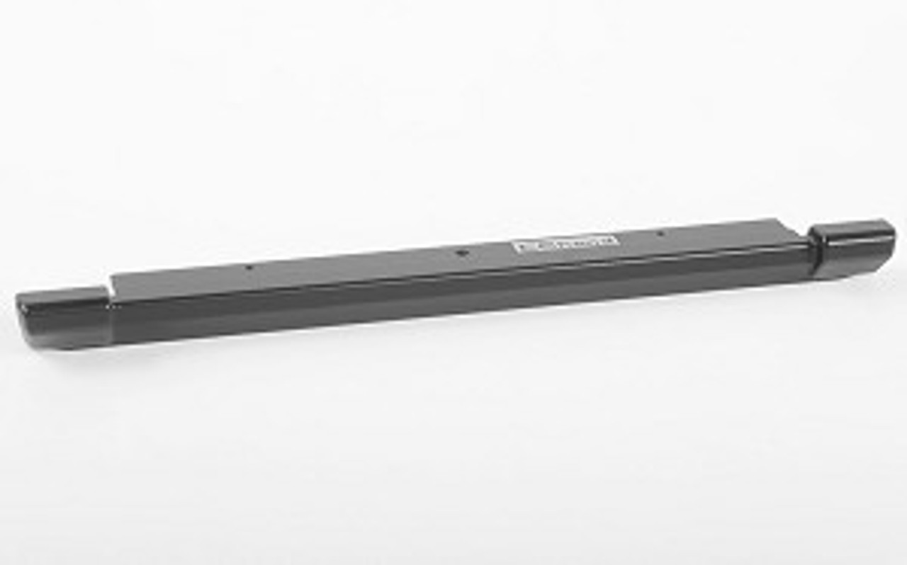 Aluminum Rear Bumper for Classic Range Rover Body ( Black )