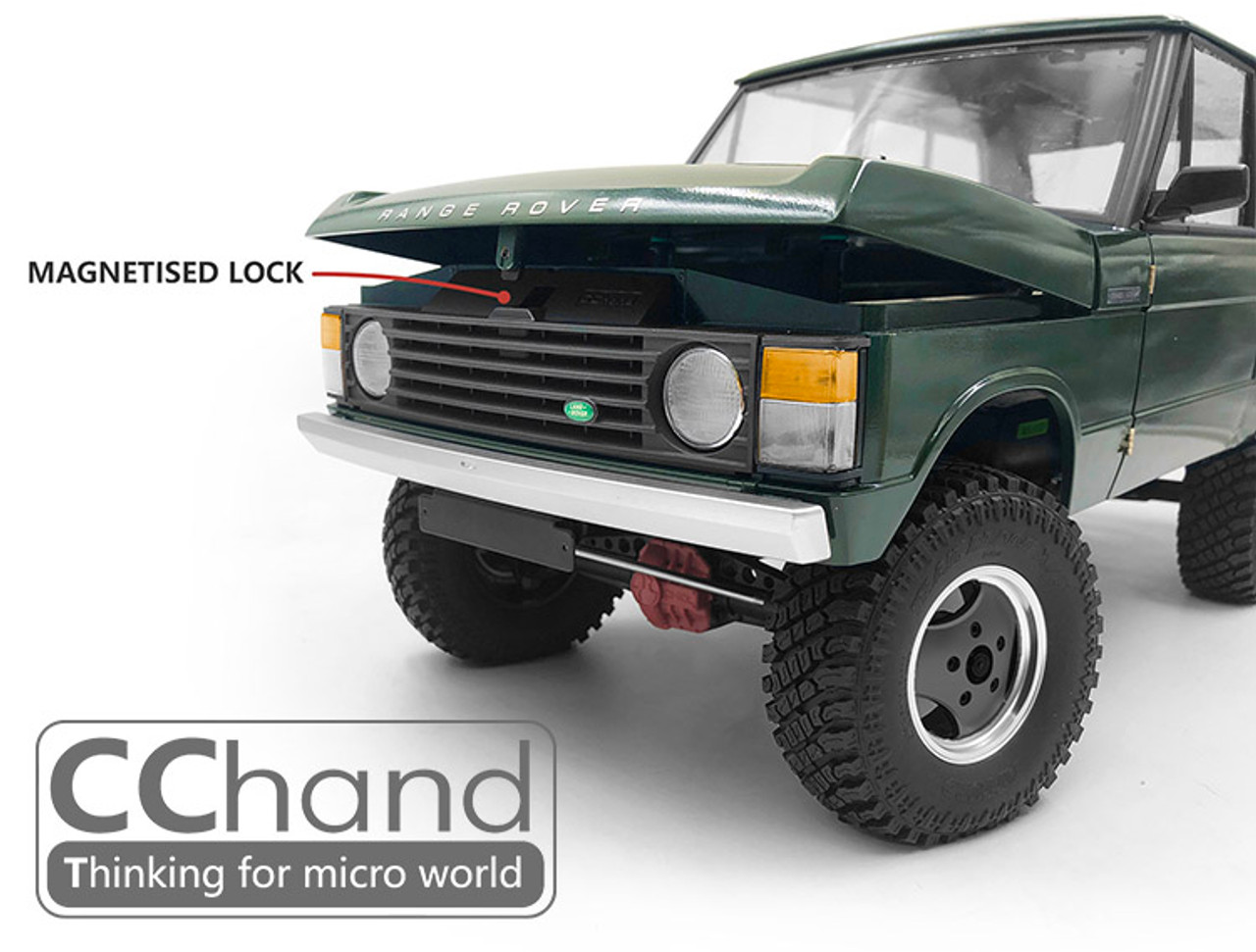 Classic Grille For Range Rover Classic Body