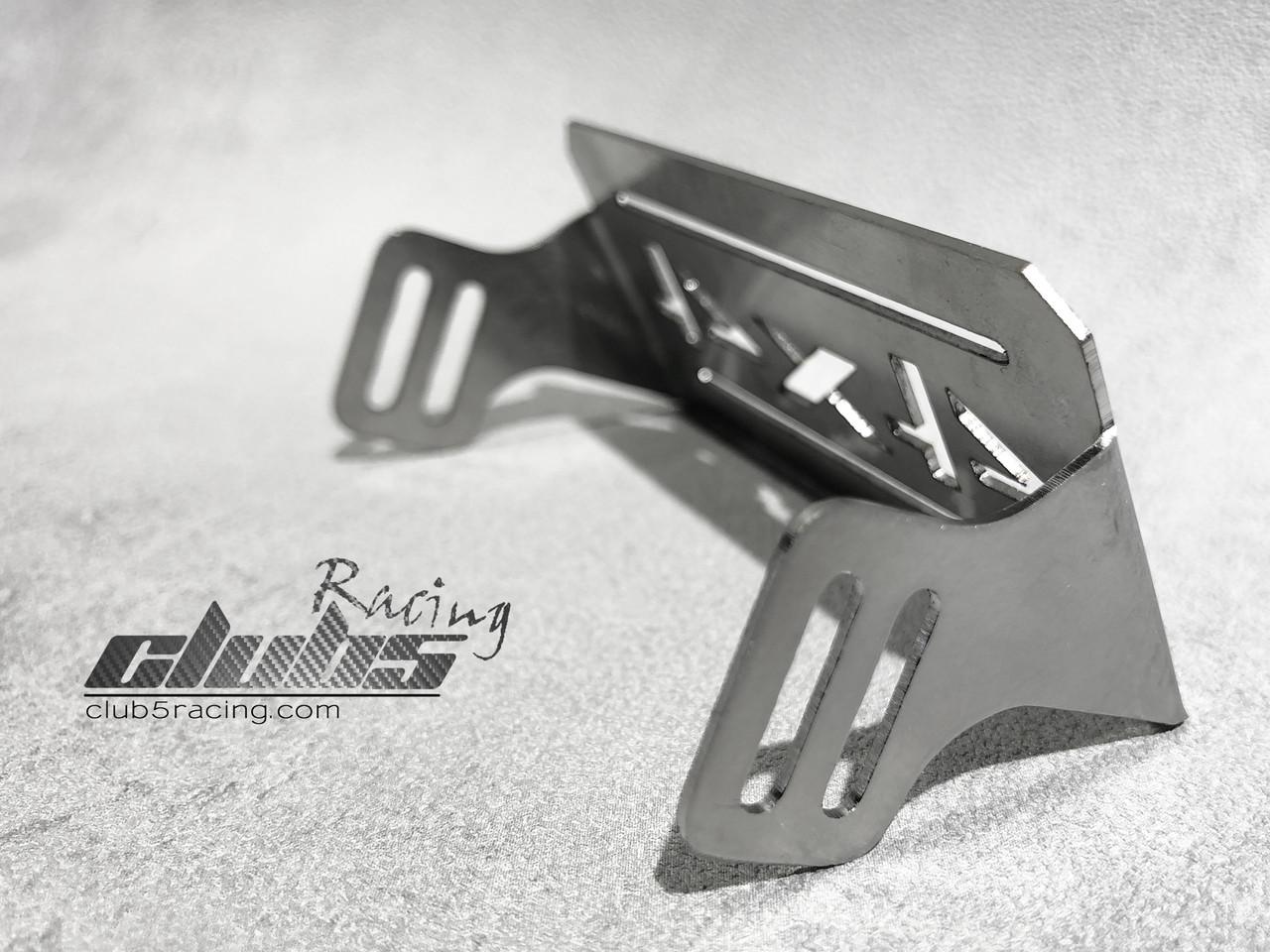 Front Skid Plate / Servo Guard for Vanquish VS4-10