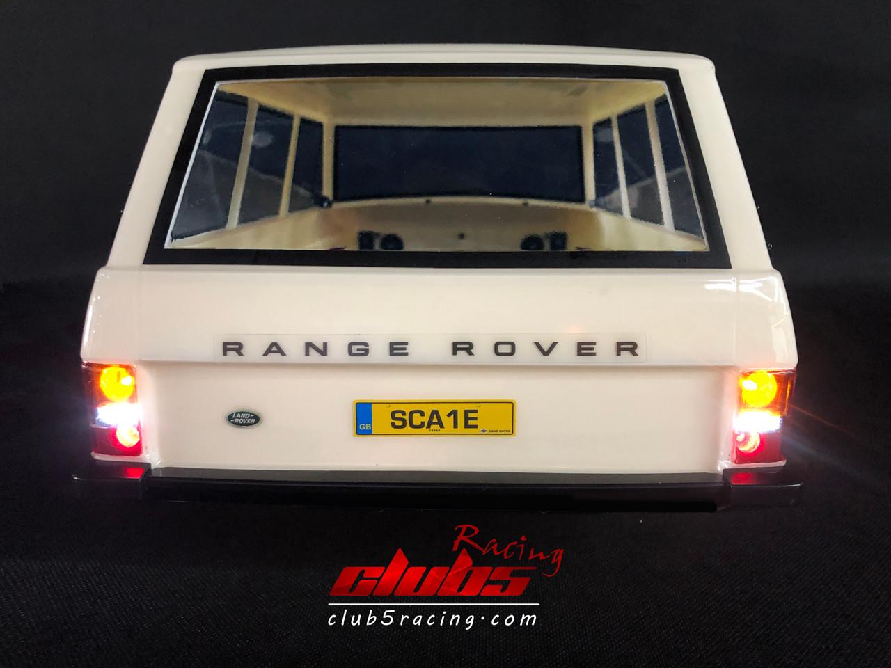 Rear LED Light Bracket/Housing for Carisma Range Rover