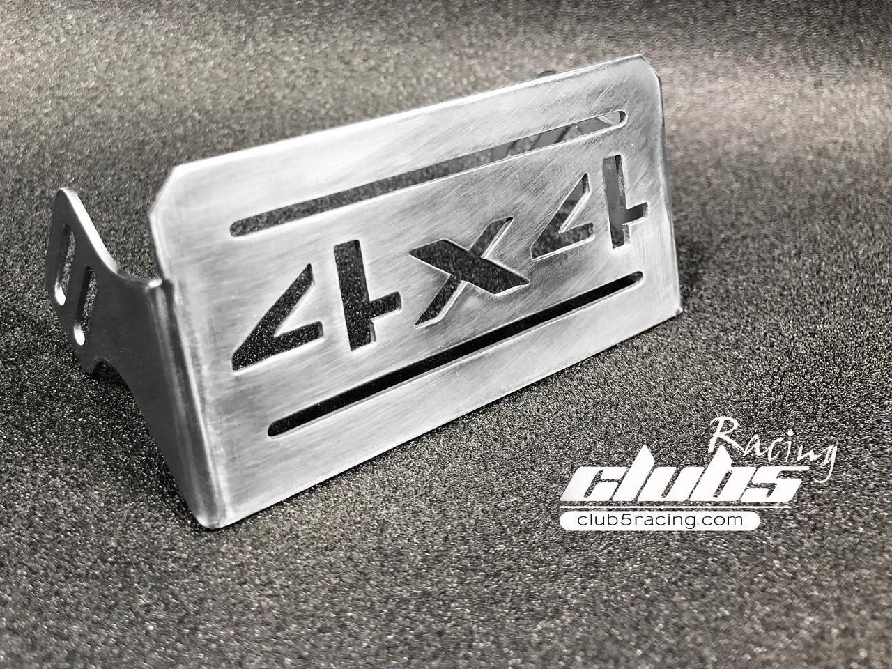 Front Skid Plate / Servo Guard for Traxxas TRX-4 Defender D110