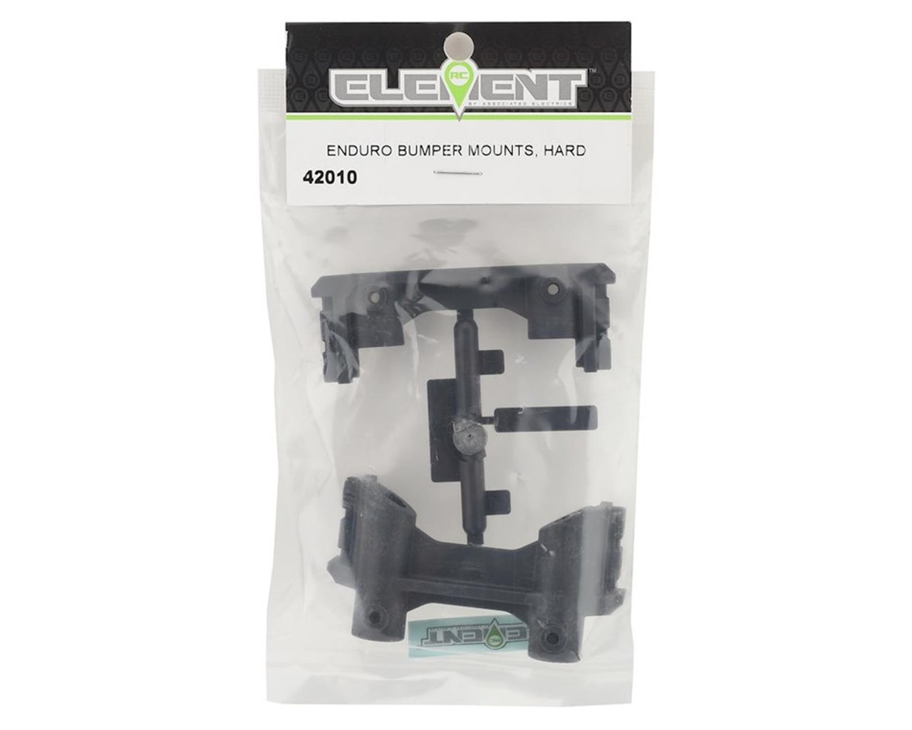 Element RC Enduro Bumper Mounts, Hard (F /R ) (ASC42010)