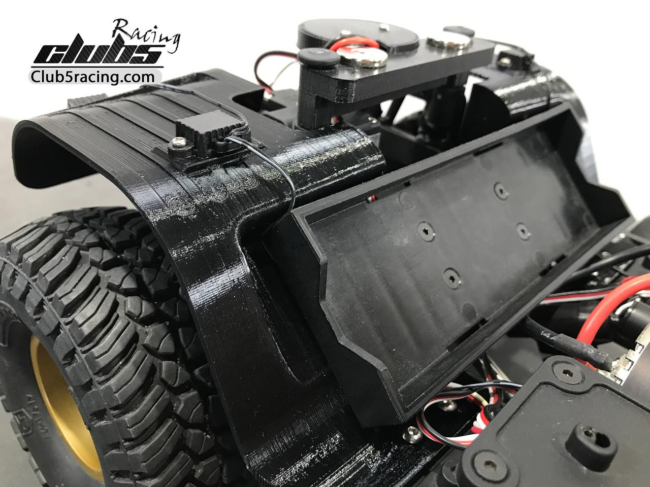 Inner Fender for Element Enduro Sendero  ( Rock Light Ready )