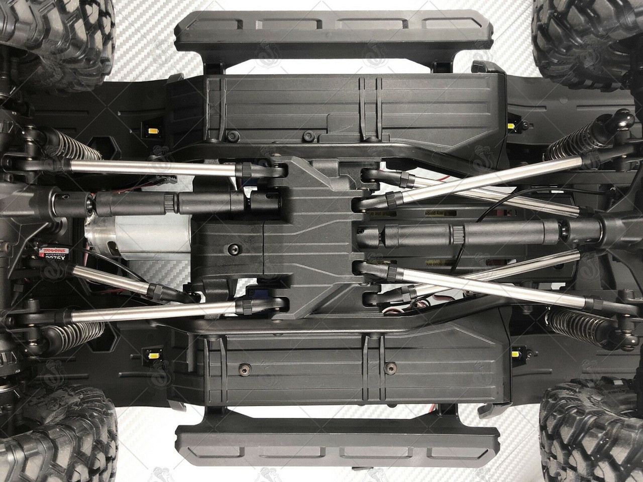 """""""Husky Link"""" Complete Link Set for Traxxas TRX-4 ( 312 mm )"""