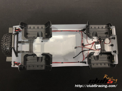"""EZON"" LED Lighting Series for Traxxas TRX-4 Bronco Body"