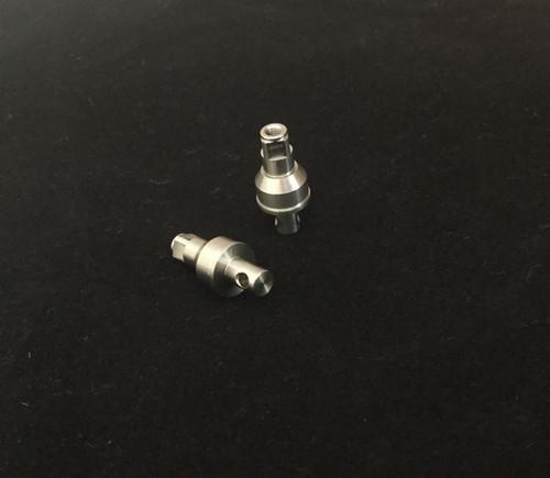 Differential Input Drive Shaft Adapter for Vaterra Ascender Blazer K5 K10