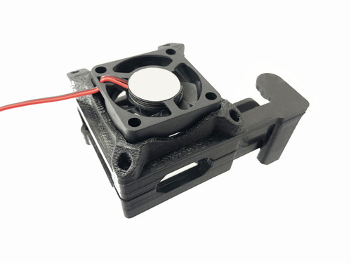 Easy Start Trigger for Hobbywing 1080 / Traxxas TRX-4 w/ Cooling Fan