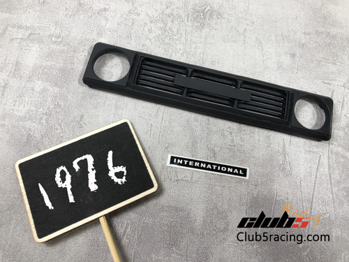 1976 Style Front Grill w/ International Metal Emblem for Red Cat GEN8 (L)