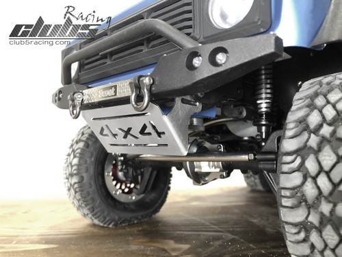 Front Skid Plate / Servo Guard for Redcat GEN8 / Wendigo