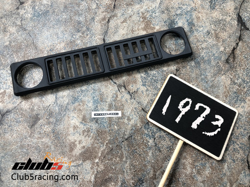 1973 Style Front Grill w/ International Metal Emblem for Red Cat GEN8 (S)