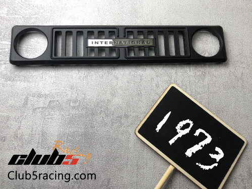 1973 Style Front Grill w/ International Metal Emblem for Red Cat GEN8 (L)
