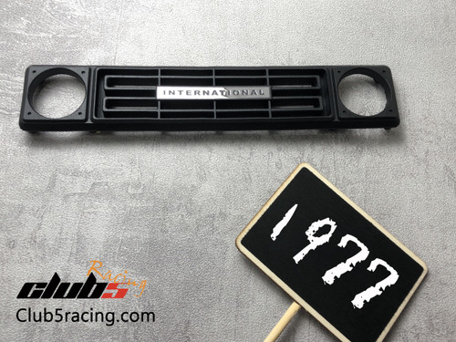 1977 Style Front Grill w/ International Metal Emblem for Red Cat GEN8 (L)