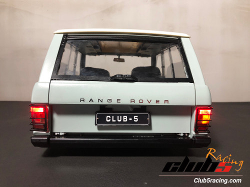 """EZON"" Lighting Kit for Range Rover Classic Body ( Waterproof )"