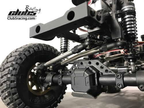 """Husky Link"" HD M4 Steering Links Kit for Element Enduro"