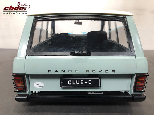 Rear Logo Decal For Range Rover Classic Body