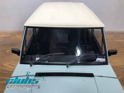 Front Wind Shield Wiper Set for Range Rover Classic Body (SLS Nylon,3DP )
