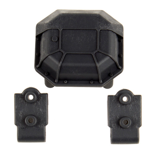 Enduro Diff Cover and Lower 4-Link Mounts, hard (ASC42071)