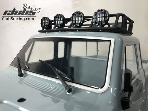 3DP Roof Rack w/ 4 Spot Light for Element Enduro Sendero ( Led included, 6V )