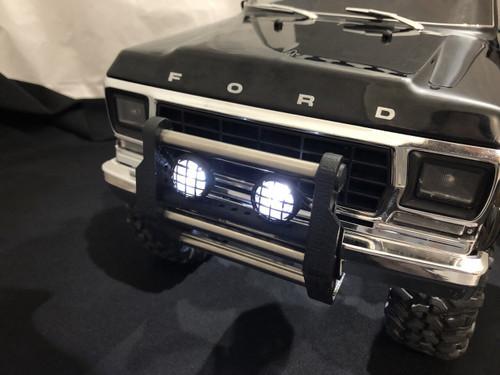 Scale LED Light Pods for Roof Rack / Bumper ( 6V LED Included )