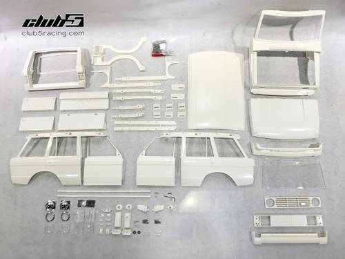 Classic Range Rover Hard ABS Body ( 5 Doors Version )