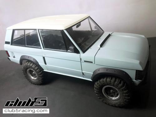 Fender Flares For Classic Range Rover Body ( 3 doors )