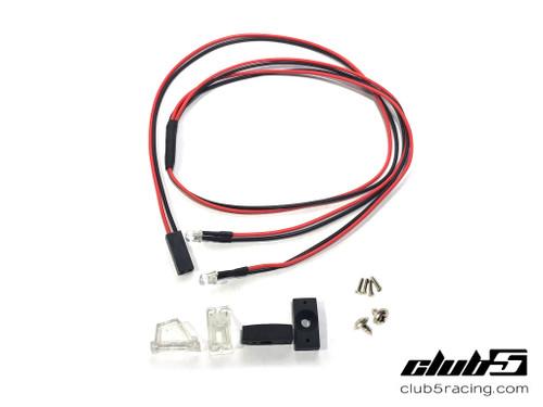 Front Blinker / Signal Light ( 6V, LED ) for Axial UMG10