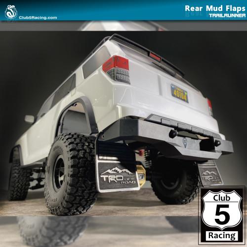Rear Mud Flaps ( TRD ) for Element Trailrunner