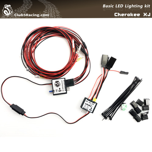 """EZON"" LED Lighting Series for Cherokee / Comanche Hard Body"