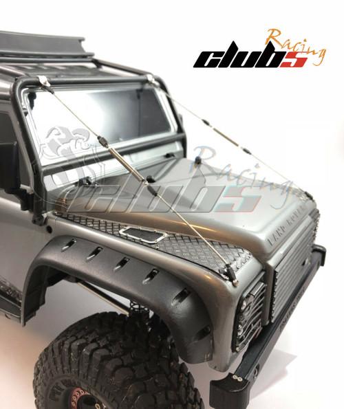 Limb Riser for Scale Crawler Body ( Traxxas TRX-4 D110, Axial Cherokee )