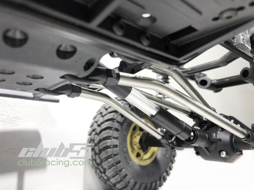 """Husky Link"" Hi-Clearance Suspension 8 Links Setup for Enduro Sendero"