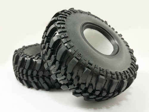 Louise Champ 1.9 Rock Crawler Tire / Super Soft Compound ( Duratrax DeepWood )