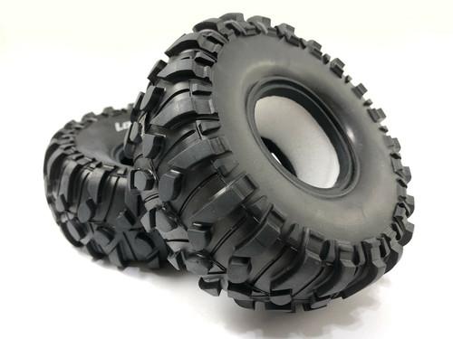 Louise Rowdy 1.9 Rock Crawler Tire / Super Soft Compound ( Duratrax Showdown )