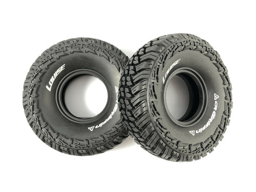 Louise Griffin 1.9 Rock Crawler Tire / Super Soft Compound ( Duratrax Scaler )