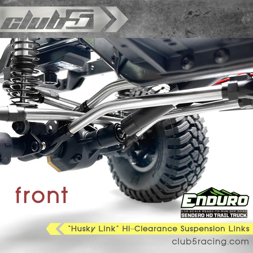 """Husky Link"" Hi-Clearance Suspension Links for Enduro Sendero HD"