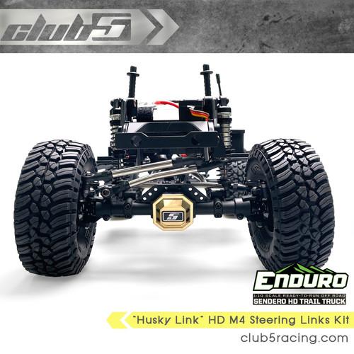 """Husky Link"" HD M4 Steering Links Kit for Element Enduro HD"